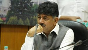 ED summons Cong leader Shivakumar to appear before it in Delhi