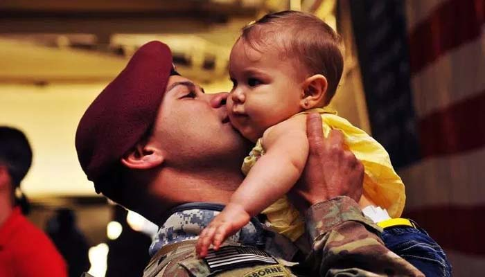 Def Minister approves child care leave for male service personnel