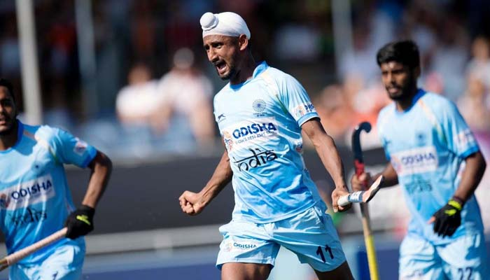Indian mens hockey team hammers NZ 5-0 to win Olympic Test Event