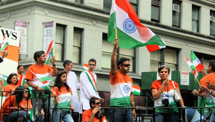 Indians abroad celebrate Independence Day with zeal and fervour