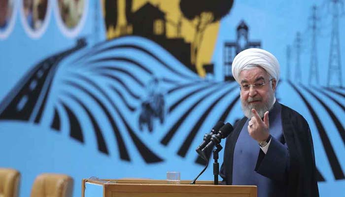 Iran tells US to take first step by ending sanctions