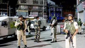 Classes suspended, restrictions imposed in several districts of J-K