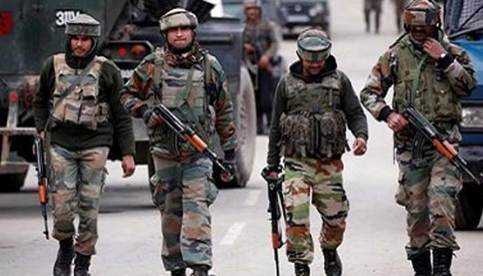 Search for suspected terrorists continues in J-K's Rajouri