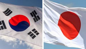 South Korea says will share military intel with Japan through US