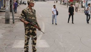 No immediate plan to withdraw troops from J&K: Union Minister