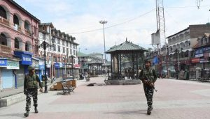US media watchdog urges India to restore communication services in J-K