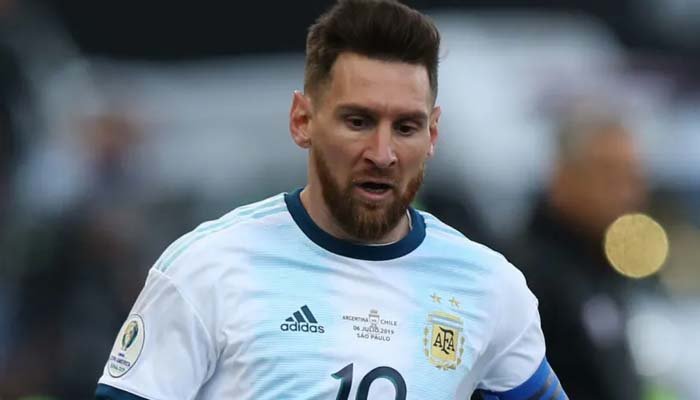 Lionel Messi suspended from Argentina for 3 months for comments