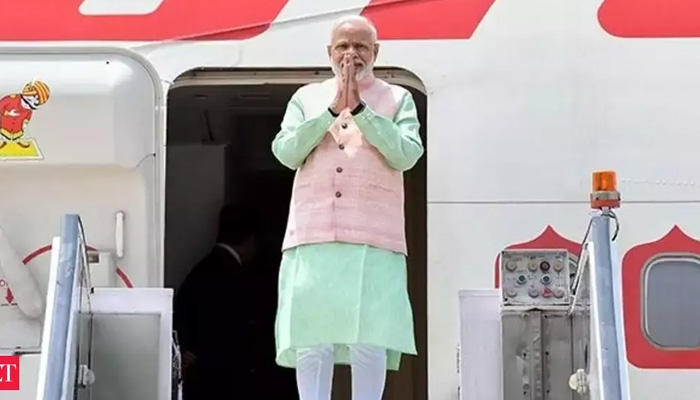 PM leaves for France to attend G7 Summit, will speak on global issues