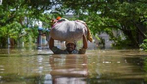 Nearly 87 villages in AP affected by Krishna floods, toll rises to two