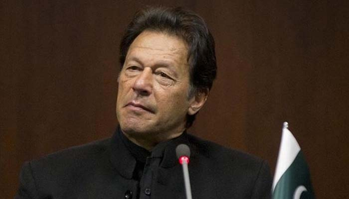 Intnl community will take note of situation in Kashmir: Pak PM Imran