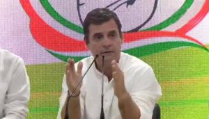 Rahul urges govt to help Andhra fishermen stranded in Gujarat due to lockdown