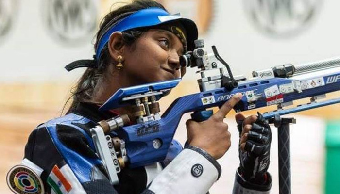 Shooting: Indias Elavenil wins her maiden World Cup gold medal