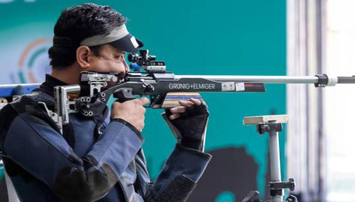 Sanjeev Rajput secures Indias 8th Olympic quota in shooting with silver