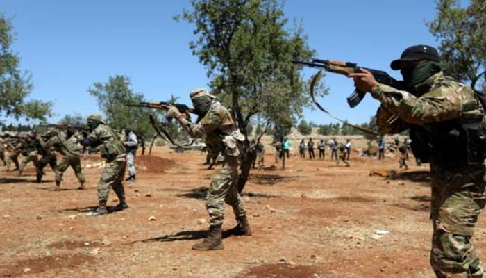 Syrian jihadist group refuses withdrawal from proposed Idlib buffer zone