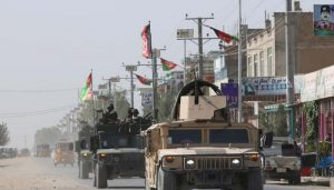 Taliban launch a new large-scale attack on Afghan city of Kunduz
