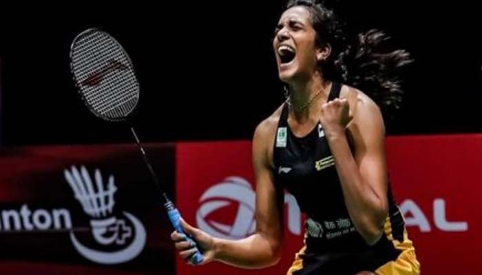 This is my answer to those who questioned me: P V Sindhu