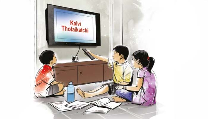 TN CM launches exclusive education TV channel for classes I to XII