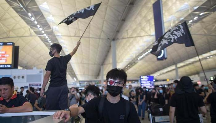 UN rights chief urges impartial probe into Hong Kong violence