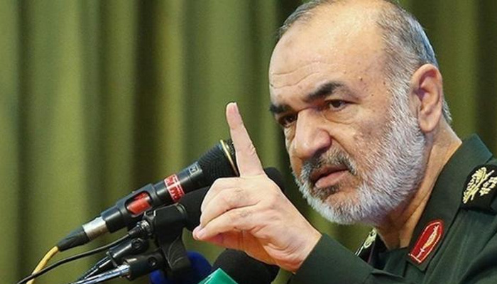 Guards chief warns any country that attacks Iran will be main battlefield