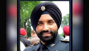 Americans mourn killing of trailblazing Indian-American Sikh police officer