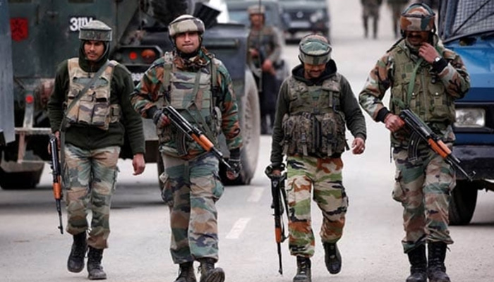 Kishtwar: Search on for suspects who snatched rifle from PDP leaders PSO