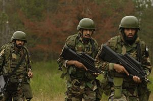 Pakistan moves 2000 troops near LOC, set ups training camps