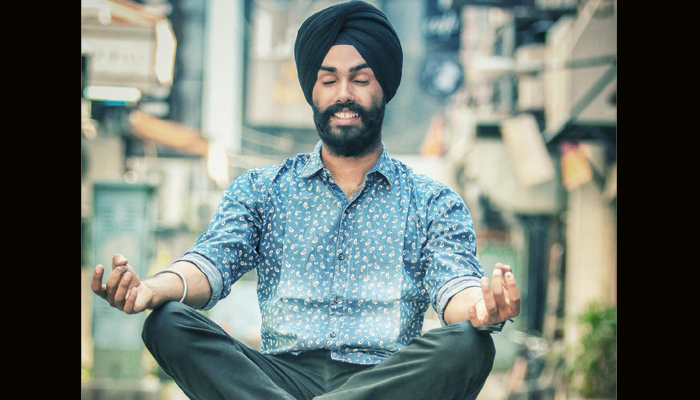 Youtuber and Travel Influencer Prabhjot Singh loves to explore the unexplored