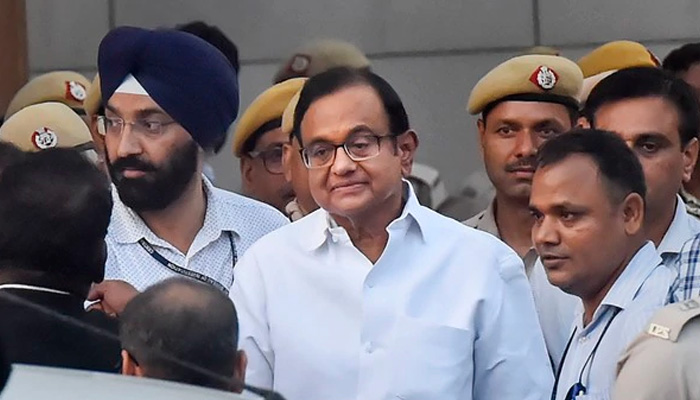 Chidambaram tweets for arrest of Jafar, Darapuri without evidence
