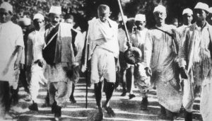 Book to collect excerpts of Gandhi's writings on non-violent activism