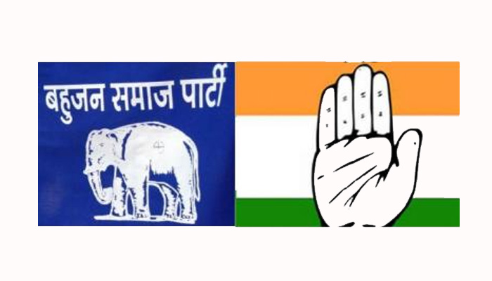 Merge legislative party with Cong; BSP MLAs to Raj Assembly speaker