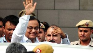 SC grants bail to P Chidambaram in INX Media corruption case