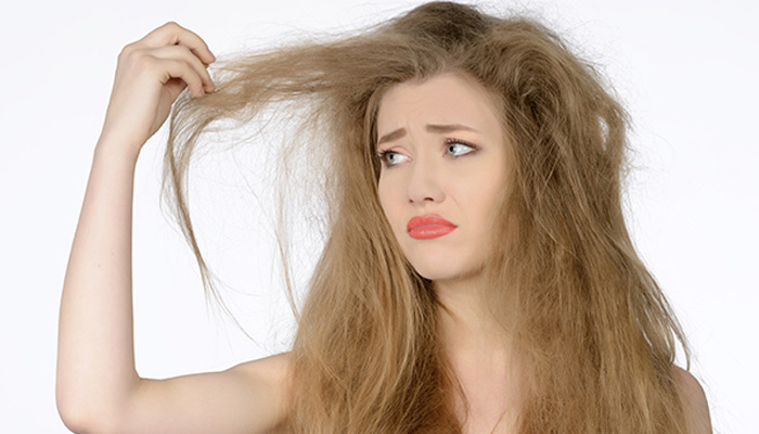 Check out these 8 ways to repair your dry and damaged hair