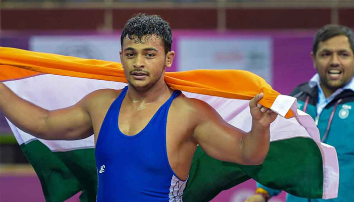 Deepak Punia pulls out of final, settles for silver due to injury
