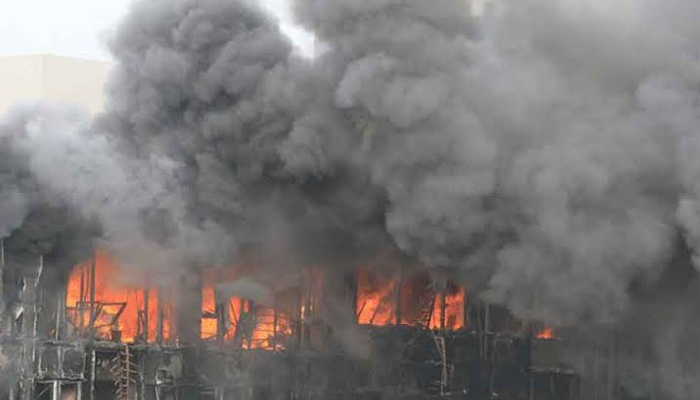 Factory fire kills nearly 19 people in east China: official