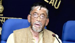 Lack of capability in North Indians: Santosh Gangwar Blamed