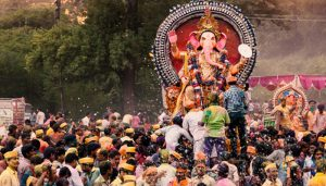 Compost kits for waste free Ganesh Chaturthi celebrations by students