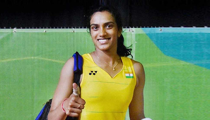 Have kept an empty space in cabinet for Olympic gold: Sindhu