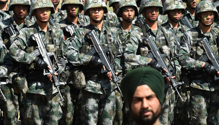 India, China troops engage in heated exchange in eastern Ladakh