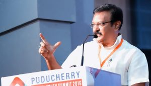 Infrastructure in industrial estate to be boosted with Central aid: Pondy Min
