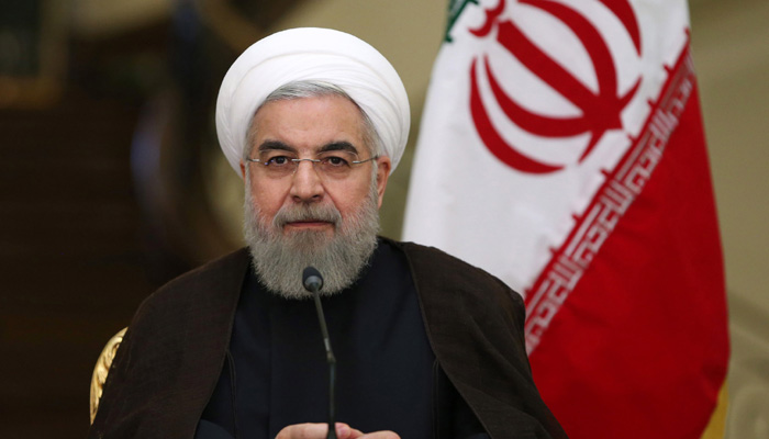 Irans Rouhani rules out any bilateral talks with United States
