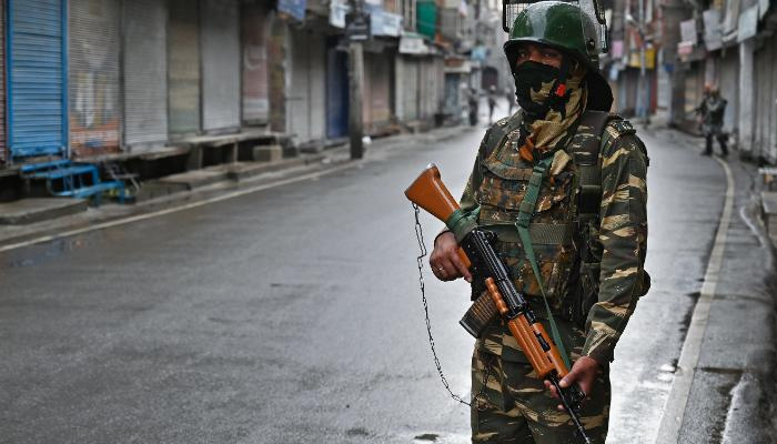 Security boost in Kashmir after terror attack, normal life disrupted in valley