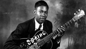 Google doodle honored legendary BB king on his 94th birth anniversary