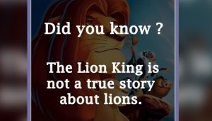 Whoa!! 20 fun and interesting facts most people don't know