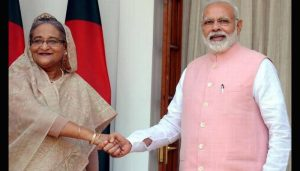 PM Modi, Hasina reiterate zero tolerance for terrorism