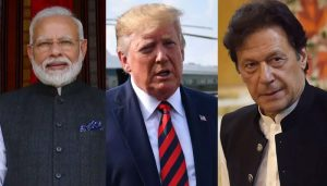Donald Trump says will meet PM Modi, Imran Khan soon