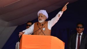 CAA: Modi dares Cong to say it's ready to accord Indian c'nship to all Pak