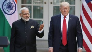 PM Modi, US Prez Trump to have bilateral meeting on Tuesday