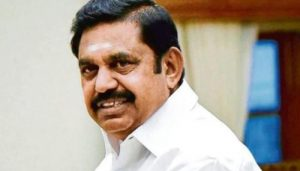 There is no issue in NPR: Tamil Nadu CM Palaniswami