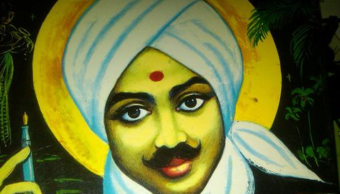 Poet Subramania Bharathi remembered on death anniversary