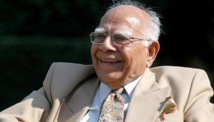 India has lost finest lawyer with passing away of Jethmalani: Venugopal